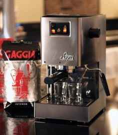 If you are looking for Italian made espresso machines for a blend of quality materials and workmanship, but don't want to spend over the top, Gaggia espresso makers may make your day. Gaggia espresso machines are not popular for no reason. Espresso making at home will become more professional if you have a Gaggia. http://bisuzscoffee.com/gaggia-espresso-machines/gaggia-espresso-machine-reviews