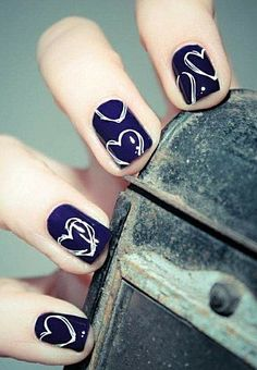 love it - nail art <3