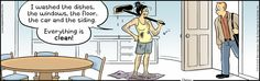 Pajama Diaries Comic Strip for July 18, 2015 | Comics Kingdom
