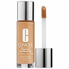 Clinique Beyond Perfecting Foundation   Concealer for Spring 2015