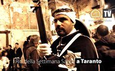 I Riti della Settimana Santa a Taranto: offerte record per le sdanghe dell'Addolorata e la troccola dei Misteri.