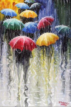 ....Even on a rainy day.....