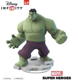 Hulk - Disney Infinity 2.0 - Toy Sculpt, Ian Jacobs on ArtStation at…