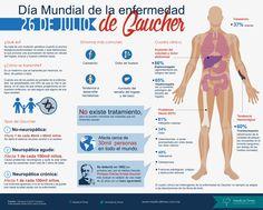 Día Mundial de la enfermedad de Gaucher, Infografía Medical Times