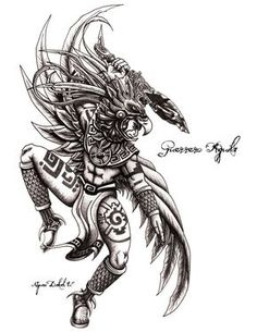 """Search Results for """"guerrero aguila wallpaper"""" – Adorable Wallpapers Skull Tattoos, Body Art Tattoos, Sleeve Tattoos, Cool Tattoos, Aztec Tattoo Designs, Aztec Designs, Aztec Warrior Tattoo, Aztec Drawing, Aztecas Art"""