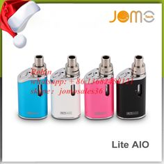 Electronic Cigarette hookah Lite AIO Vape Mod 1300mAh 18650 battery 20-40w Anti-leaking Structure chinese supplier