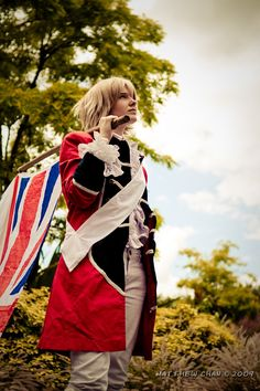Hetalia: England by ~rosiael     Recently we showed you how to cosplay as America, now we give you a how to for England, who was responsible for watching over him for years and …