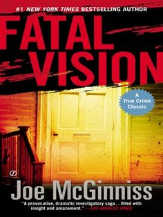 Fatal Vision is the electrifying true story of Dr. Jeffrey MacDonald, the handsome, Princeton-educated physician convicted of savagely slaying his young pregnant wife and two small children, murders he vehemently denies committing.  Start reading 'Fatal Vision' on OverDrive: https://www.overdrive.com/media/981147/fatal-vision