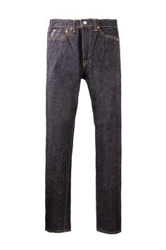 ETERNAL 883 14.5oz Tight Straight Selvage One-washed