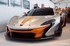 The McLaren P1 GTR Is A 986bhp Hybrid Monster.