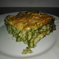 Ravioli, Pasta Recipes, Quiche, Food And Drink, Breakfast, Life, Diet, Spinach, Morning Coffee