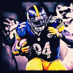 Lawrence Timmons. We hope to see 94's first sack this Sunday. The #steelers remain without a turnover going into week 6. The jets are looking tough tonight so we have to be ready! #gosteelers #nfl #steelernation #football