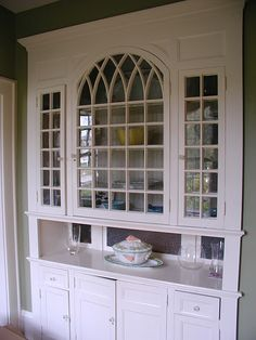 awesome butler's pantry