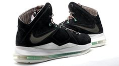 ec8fb723e508 The Nike LeBron X EXT Black Suede release date is set for this weekend