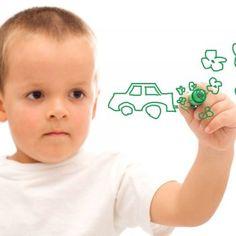 ¿Sabes qué es la lateralidad en los niños?