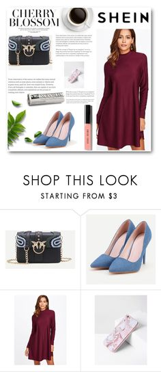 """""""SHEIN 5/10"""" by women-miki ❤ liked on Polyvore featuring Bobbi Brown Cosmetics"""