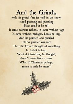 What if Christmas didn't come from a store.  Christmas has been lost in ribbons and credit cards.  Maybe we should change that.