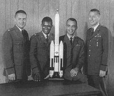 MOL Manned Orbiting Laboratory - Third Astronaut Group