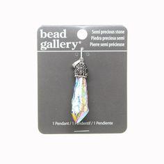 Bead Gallery® Multicolored Crystal Pendant