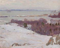 Martha's Vineyard , 1915 - Aldro Thompson Hibbard