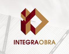 """Check out new work on my @Behance portfolio: """"IntegraObra - Criação da marca"""" http://be.net/gallery/53093071/IntegraObra-Criacao-da-marca"""