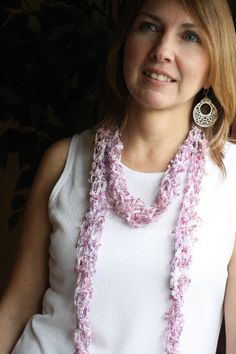 """Sparkalicious"" is a lightweight sparkly design. Shown here in PINK. Also available in Mermaid, Denim, Gold, Rainbow.    2012 copyright ~countitalljoy~  www.facebook.com/countitalljoy"