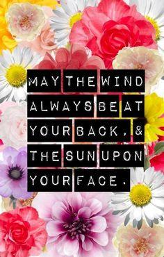 Sun quote via Carol's Country Sunshine on Facebook