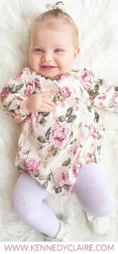 Adorable Online Baby Girl Clothing Boutique featuring unique boutique outfits, rompers, accessories and more at affordable prices!