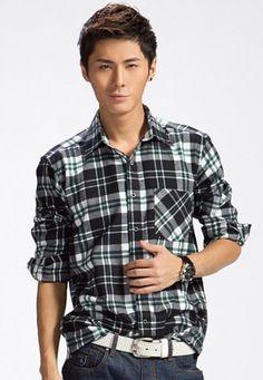 Check Shirt C3 | www.changingrm.com/men-with-charm/192-check-shirt-c3.html