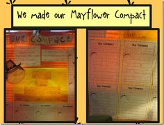 Week next thanksgiving! make a classroom compact, like the Mayflower compact Mayflower Compact, Middle School History, Thanksgiving Activities, Study Ideas, School Subjects, Pilgrims, A Classroom, May Flowers, Us History