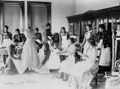 In 1900, W.E.B. Du Bois led exhibit promoting African-American progress