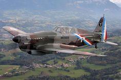 Morane-Saulnier 406 (MS-412)