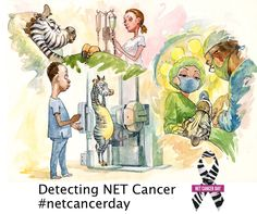 Detecting NET Cancer. Detecting NETs remains a huge challenge and the road to the right diagnosis – very long and bumpy…