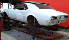 1967 Pontiac Firebird Muscle Car by T_Raven http://www.musclecarbuilds.net/1967-pontiac-firebird-build-by-t-raven