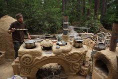 All adobe/mud cookstoves and ovens.. | Rocket Stoves.. Experimenters corner.. Answers questioned!