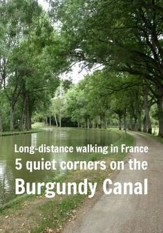 Many parts of the Burgundy Canal are busy with boats and cyclists but spend enough time walking its shores and sooner or later you will find yourself alone—in surroundings much the same as they have been for the last 200 years.  Come along and follow me through five quiet corners on the Burgundy Canal.