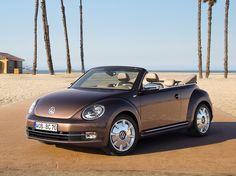 """Volkswagen Beetle Cabrio """"70s Edition"""" (2012)."""