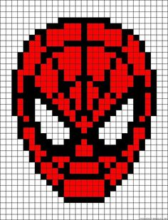 #PixelArt #Art #Spiderman #Marvel
