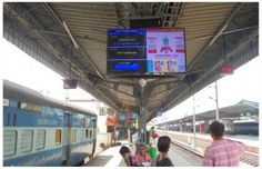 Railway at ZoneAdds
