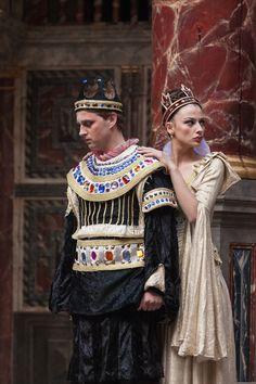 Henry VI pt 2, National Theatre of Albania (c) Marc Brenner