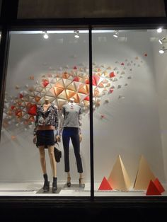 27009e58b489 SP13 ✯NYC✯  VisualMerchandising  ClubMonaco Shop Window Displays, Store  Displays, Window