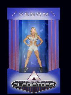 """Venom"" on American Gladiators"