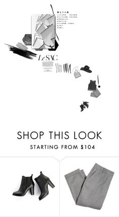 """""""CALM in the CHAOS"""" by little-lime ❤ liked on Polyvore featuring Brush Strokes, SWEET MANGO, J.Crew and Monki"""