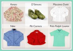 #modainfantil para todos los gustos en las Novedades QUIQUILO. ¿Podrás resistirte? http://www.quiquilo.es/novedades-ropa-como-nueva