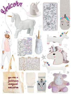 magical unicorns wishlist!