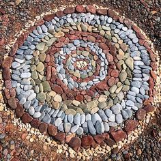 "Sea Bean Manorbier on Instagram: ""This beautiful pebble mosaic found on Manorbier beach today east of the stream. Excellent work to the artist(s) who  achieved this 👏🏼👏🏼👏🏼…"" Pebble Mosaic, Stone Mosaic, Sea Beans, Beach, Artist, Beautiful, Instagram, Rock Mosaic, Seaside"