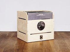 12″ Crate – Medium - Deeper Crates