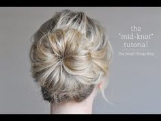 The Mid Knot Tutorial