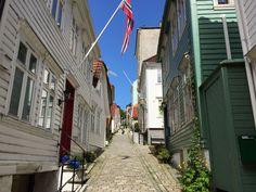 The charming area Nordnes. Photo: Bergen Tourist Board - visitBergen.com