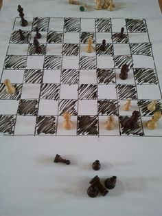 Checkers #HowDoYouWhiteboard? Whiteboard, Chess, Photo Wall, Magic, In This Moment, Frame, Home Decor, Products, Erase Board